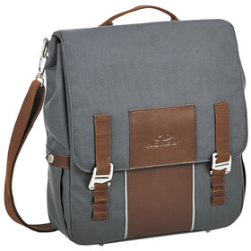 Norco Bolton City Bike Pannier grey/brown